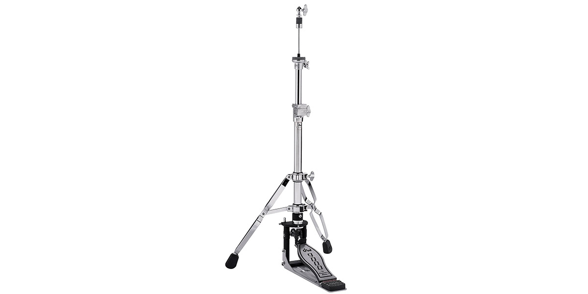 how to set up a hi hat stand